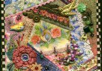 Stylish vintage vogues crazy quilting Modern Vintage Crazy Quilt Inspirations