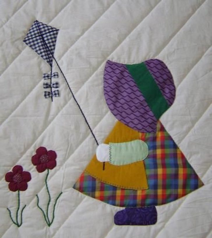 Permalink to Stylish Sunbonnet Quilt Patterns Free Inspirations