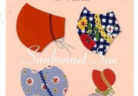 sunbonnet sue pattern book japanese craft book sunbonnet Interesting Sunbonnet Sue Quilt Pattern Book Gallery
