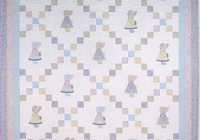 sunbonnet sue quilt pattern Interesting Sunbonnet Sue Quilt Pattern