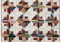 sunshine shadows log cabin quilt pattern download Sunshine And Shadow Quilt Pattern