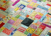 super scrappy soccer quilt the studio blog april Cool Easy Scrappy Quilt Patterns Gallery