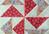super simple flying geese quilt tutorial suzy quilts Quilt Pattern Flying Geese Gallery