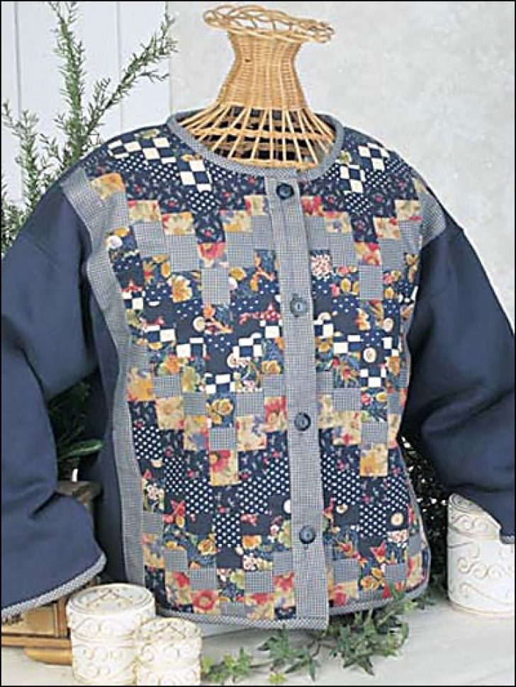 Permalink to Stylish Quilted Sweatshirt Pattern Inspirations