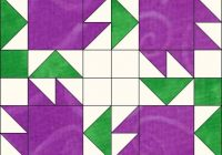 swirling thistle original quilt block pattern 12 inch finished block Interesting 12 Inch Quilt Block Patterns Inspirations