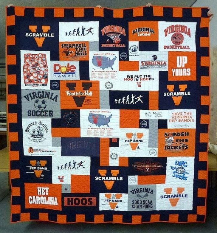 Permalink to Stylish T-Shirt Quilt Pattern Ideas Gallery