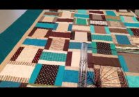 teal basket weave quilt Unique Basket Weave Quilt Pattern