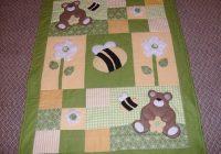 teddy bear quilts quilting gallery Elegant Teddy Bear Quilt Patterns Gallery