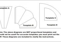 templatespdf pattern free dresden plate quilts 9 Cozy Dresden Plate Quilt Pattern Template Gallery