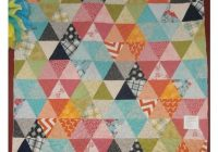 terrific traditions equilateral triangle quilts Cool Quilt Patterns Using Triangles