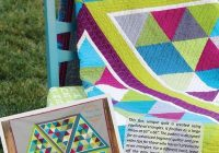 terrific traditions equilateral triangle quilts Unique Equilateral Triangle Quilt Pattern