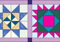 the 10 best beginner quilt patterns 10 Elegant Simple Quilt Square Patterns