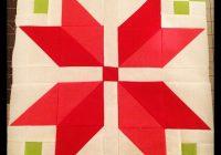 the amateur librarian fair isle quilt quilting quilt Modern Poinsettia Quilt Block Pattern Gallery