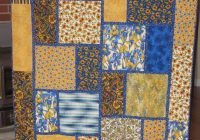 the big block quilt pattern designed minay studios from Elegant Free Big Block Quilt Patterns For Beginners Inspirations