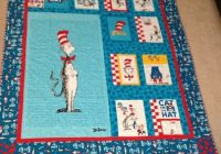 the cat in the hat quilting linda Interesting Cat In The Hat Quilt Pattern