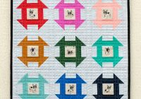the churn dash quilt will remind you why you love quilting 10 Cozy Churn Dash Quilt Block Pattern Inspirations