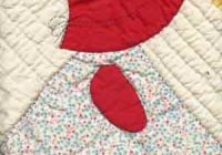 the death of sunbonnet sue it couldnt happen to a nicer Stylish Sue Bonnet Quilt Pattern Gallery