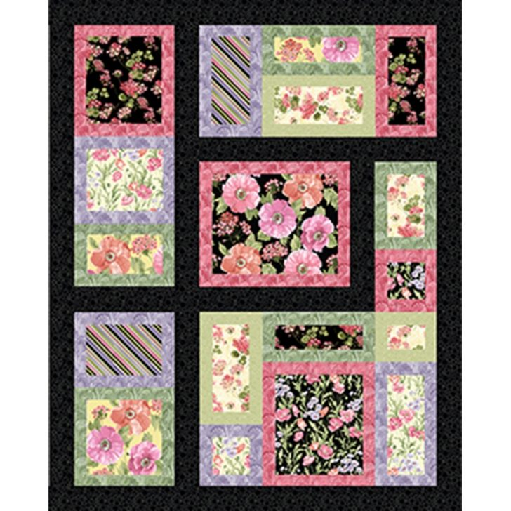 Permalink to Interesting Picture Frame Quilt Pattern Inspirations
