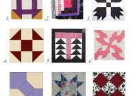 the history of the american quilt part one pattern observer Interesting Appalachian Quilt Patterns Inspirations