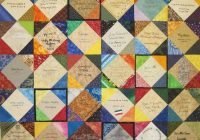 the project of doom signature quilt quiltssewing Stylish Signature Quilt Patterns Inspirations