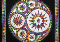 the rainbow collection becolourful quilts Circle Of Life Quilt Pattern