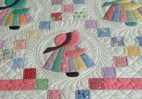 the sunbonnet sue quilt pattern is classic favorite Interesting Sunbonnet Sue Quilt Pattern