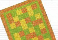 the teachers pet design quilt patterns Cool Quilt Patterns Using 3 Fabrics Gallery