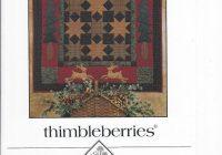 thimbleberries christmas night quilt pattern with images Modern Thimbleberry Quilt Patterns Inspirations