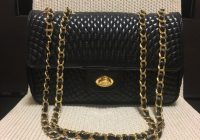this beautiful vintage bag is very rare at her condition Modern Vintage Bally Quilted Bag