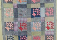 this gorgeous cotton 1910s20s baskets quilt top is Beautiful Ebay Cotton Fabric Quilting Ideas Gallery