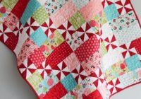 this quilt is the most pinned item on my pinterest page the Elegant Pinterest Baby Quilts To Sew