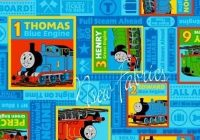 thomas the tank engine train fabric patchwork quilt blocks Cozy Thomas The Train Quilt Patterns Gallery
