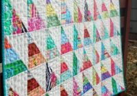 to the point a quick n easy jelly quilt tutorial Cozy Quilt Patterns From Jelly Rolls