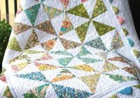 top 10 interesting quilt facts learning to sew pinwheel Unique Pinwheel Quilts Patterns Gallery
