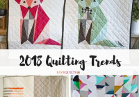 top 5 quilting trends for 2018 seams and scissors Elegant Modern Quilt Trends Gallery