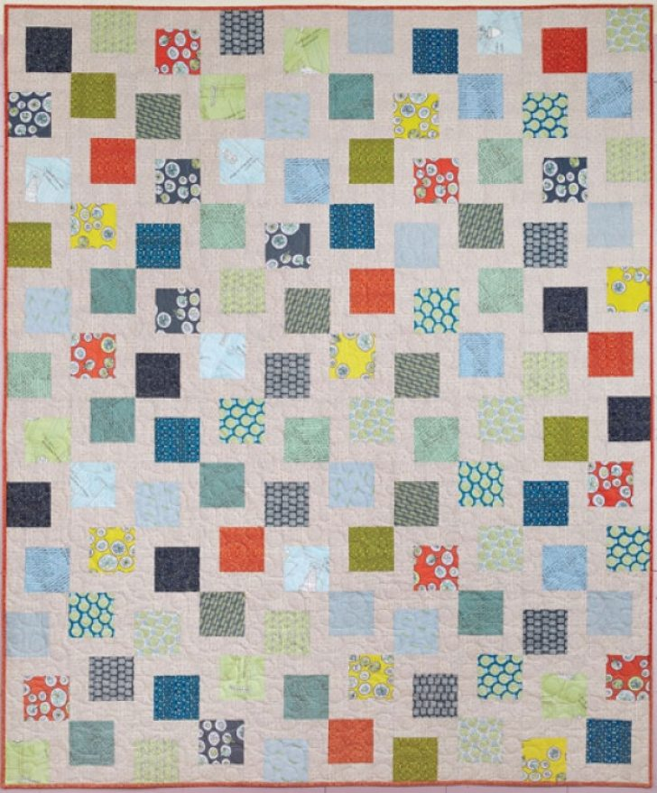 Permalink to Stylish Quilt Patterns With Squares