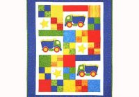 toy trucks quilt pattern childrens quilt pattern fat quarter quilt easy quilt patterns ba quilt patterns for boys boys quilt pattern Cozy Childrens Patchwork Quilt Patterns Inspirations