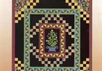 tree of life 6 lesson quilt pattern Unique Tree Of Life Quilt Pattern Gallery