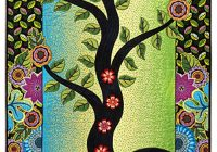 tree of life quilt free quilt pattern love to sew Unique Tree Of Life Quilt Pattern Gallery