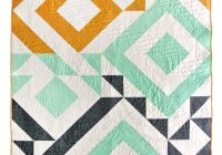 triangle jitters quilt pattern download Modern Downloadable Quilt Patterns Inspirations