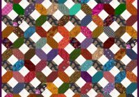 try my free scrap quilt patterns Cool Easy Scrappy Quilt Patterns Gallery