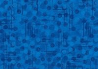 Unique blue tonal texture jotdot blender blank quilting fabric 11 New Blank Quilting Fabric Inspirations