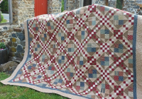 Unique create a beautiful reproduction civil war quilt quilting 9 Stylish Reproduction Quilt Patterns Inspirations