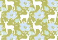Unique deer fabric half yard deer floral fabric printed quilting cotton meadow quilting fabric deer sewing fabric nature fabric doe fabric 11 Modern Deer Fabric For Quilting Inspirations