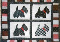 Unique dog quilt pattern scottie dog sewingframed quilt blocksscottie dog quilt easy quilt pattern quilt pattern download scottie wall quilt 9 Beautiful Scottie Dog Quilt Pattern Gallery