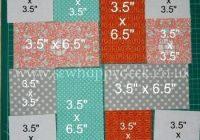 Unique easy big block quilt patterns free a good scrap quilt 9 Cool Block Quilt Patterns For Beginners
