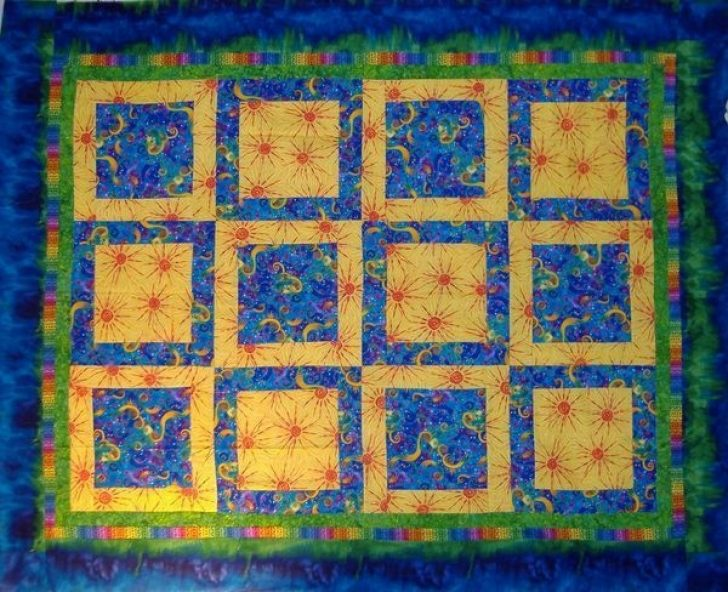 Permalink to 10 New Potato Chip Quilt Pattern