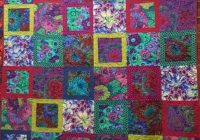 Unique kaffe fassett cool floral parade kit 10 Cool Kaffe Fassett Quilt Patterns