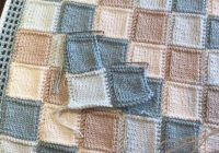 Unique kathys magical squares blanket bluprint in 2020 knitted New Knitted Quilt Block Patterns Inspirations