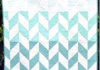 Unique ombre herringbone tutorial tam of sew dang cute 11   Herringbone Quilt Pattern Gallery